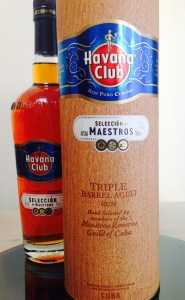 Seleccion de Maestro Havana Club rum review Fat Rum Pirate