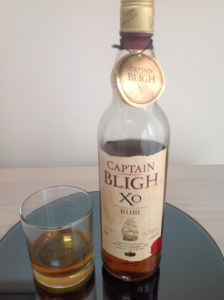 Captain Bligh XO Reserve Rum