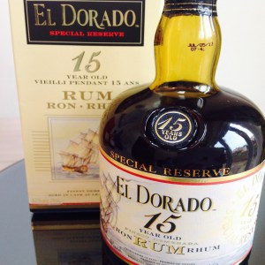 El Dorado 15 Year Old Special Reserve Rum by the fat rum pirate review