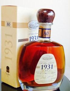 1931 St Lucia Rum