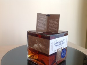 Ancient Mariner Navy rum Caroni