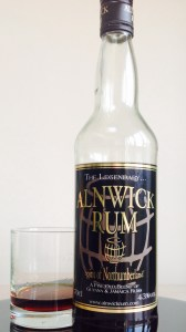 Alnwick Rum Spirit of Northumberland review by the Fat rum pirate