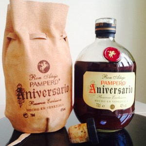 Pampero Aniversario Reserva Exclusiva rum review by the fat rum pirate
