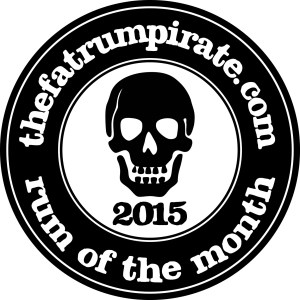 Rum of the Month. The Fat Rum Pirate.
