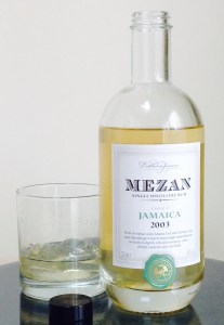 Mezan Jamaica 2003 Monymusk rum reivew by the fat rum pirate