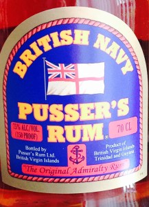 Pussers Super Overproof rum review by the fat rum pirate