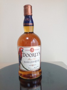 Doorly's Fine Old Barbados Rum 5 Years Aged review by the fat rum pirate