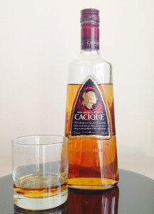 Cacique Anejo Rum Review by the fat rum pirate