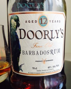Doorly's 12 Year Old Rum Review by the fat rum pirate