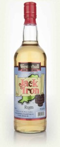 Westerhall Estate Jack Iron Rum