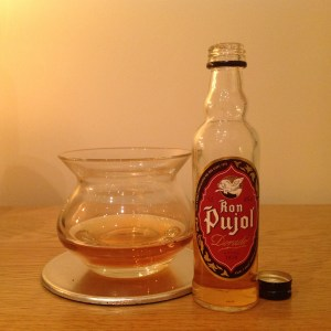 Ron Pujol Rum Review by the fat rum pirate