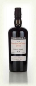 Velier Diamond and Port Morant 1999 rum review by the fat rum pirate