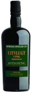 Uitvlugt 1996 velier rum review by the fat rum pirate