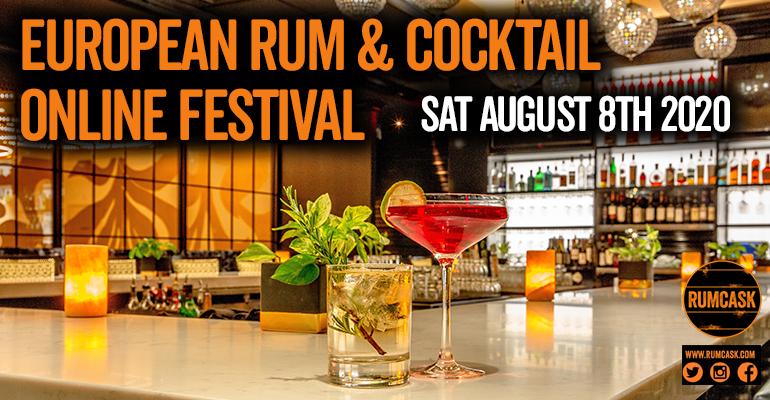 European Rum & Cocktail Online Festival 2020