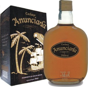 Cachaca Anunciada Rum Review by the fat rum pirate