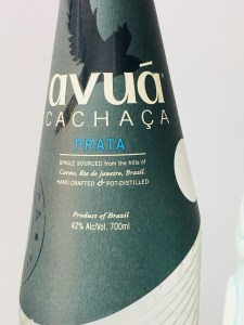 Avua Cachaca Prata Rum Review by the fat rum pirate
