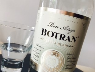 Botran Reserva Blanco Rum Review by the fat rum pirate