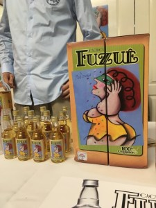 Cachaca Fuzue Rum Review by the fat rum pirate