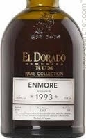 El Dorado Rare Collection Enmore Rum Review by the fat rum pirate