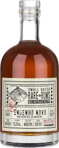Rum Nation Rare Rums Engenho Novo Small Batch Rum Review by the fat rum pirate