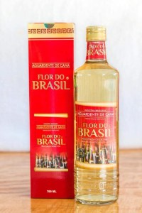 Flor do Brasil Aguardente de Cana Cachaca Rum Review by the fat rum pirate