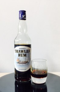 Watson's Trawler Rum review by the fat rum pirate