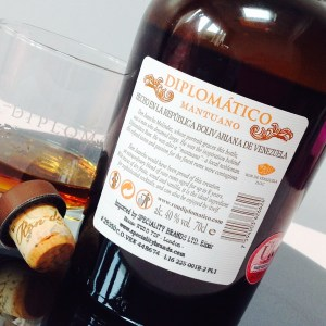 Diplomatico Botucal Mantuano Rum Review by the fat rum pirate