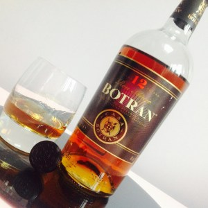 Botran Ron Anejo 12 Rum review by the fat rum pirate