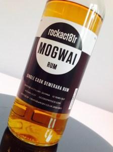 Mogwai Rum Rockact81r Rum Review by the fat rum pirate Demerara