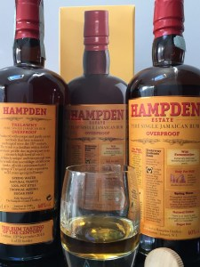Hampden Estate Overproof Rum Review by the fat rum pirate