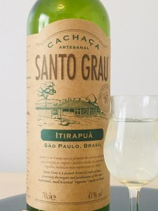 Cachaca Santo Grau Itirapua Rum Review by the fat rum pirate