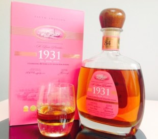 1931 ST LUCIA DISTILLERS 5TH EDITION 84 RUM REVIEW BY THE FAT RUM PIRATE