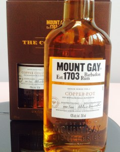 Mount Gay Origin Series 2 rum review by the fat rum pirate