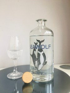 SeaWolf Premium White Rum review by the fat rum pirate