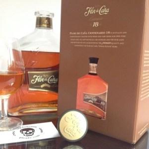 Flor de Cana Centenario 18 Rum Review by the fat rum pirate