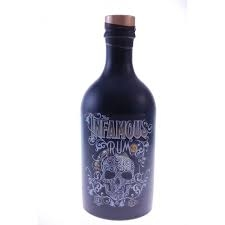 Infamous Rum No1 Rum Review by the fat rum pirate