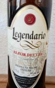Ron Legendario elixir de cuba rum review by the fat rum pirate