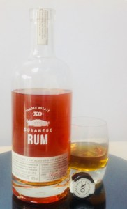 Marks & Spencer Guyanese Rum Single Estate XO Rum Review by the fat rum pirate