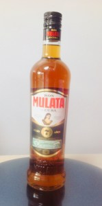 Ron Mulata 7 Year Old rum Review by the fat rum pirate