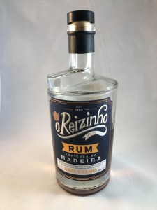 O Reizinho Rum Aged 3 Years rum review by the fat rum pirate