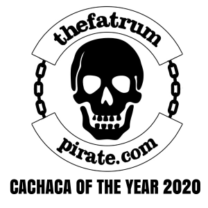 Cachaca of the Year 2020 rum cachaca review by the fat rum pirate