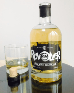 Revolver Rum Review by the fat rum pirate