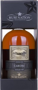 Rum Nation Caroni 1999 Rum Review by the fat rum pirate 2