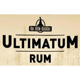 Ultimatum Rum Fiji Secret Distillery Review by the fat rum pirate
