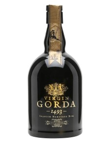 Virgin Gorda 1493 Spanish Heritage Rum Review by the fat rum pirate