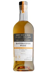 Berry Bros & Rudd The Classic Range Barbados Rum review by the fat rum pirate