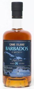 Cane Island Rum Barbados 8 Years Old rum review by the fat rum pirat