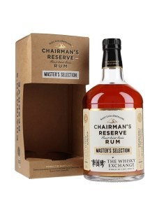 Chairman's Reserve Master's Selection 2006 13 Year Old The Whisky Exchange Exclusive Rum Review by the fat rum pirate