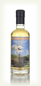 That Boutique-y Rum Company Diamond Distillery (Savalle Still) Guyana rum review by the fat rum pirate