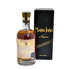 Maria Joao Premium Cachaca Brasileira rum review by the fat rum pirate